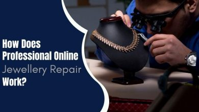 How Does Professional Online Jewellery Repair Work