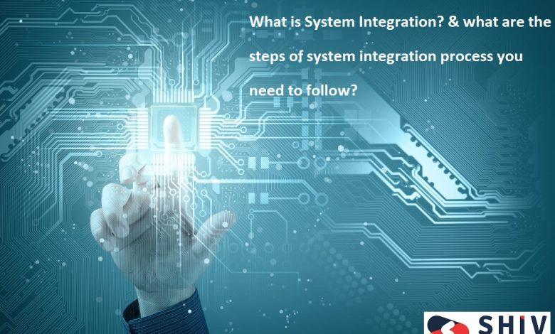 Software & System Integration Services