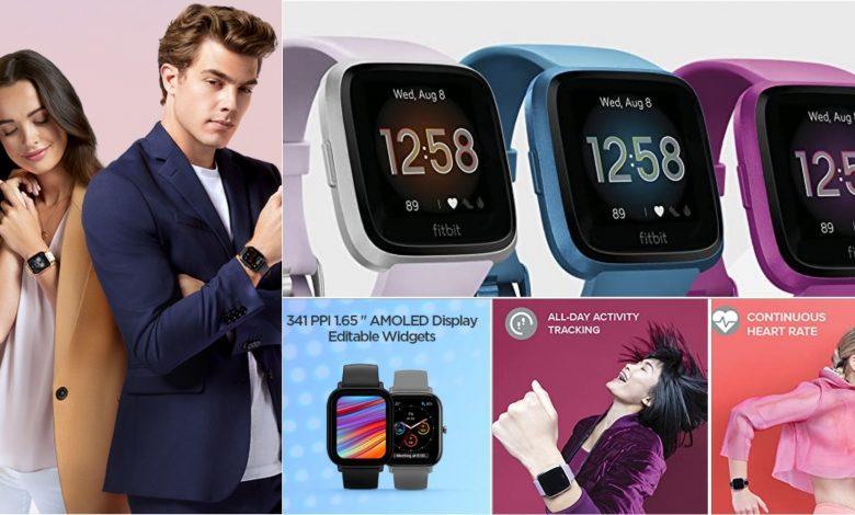 Top 5 best Smartwatch