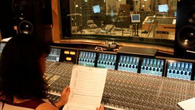 Scoring and Sound Design