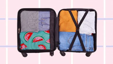 How To Pack A Suitcase Properly