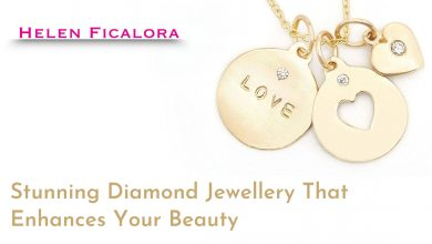 Diamond Jewellery That Enhances Your Beauty