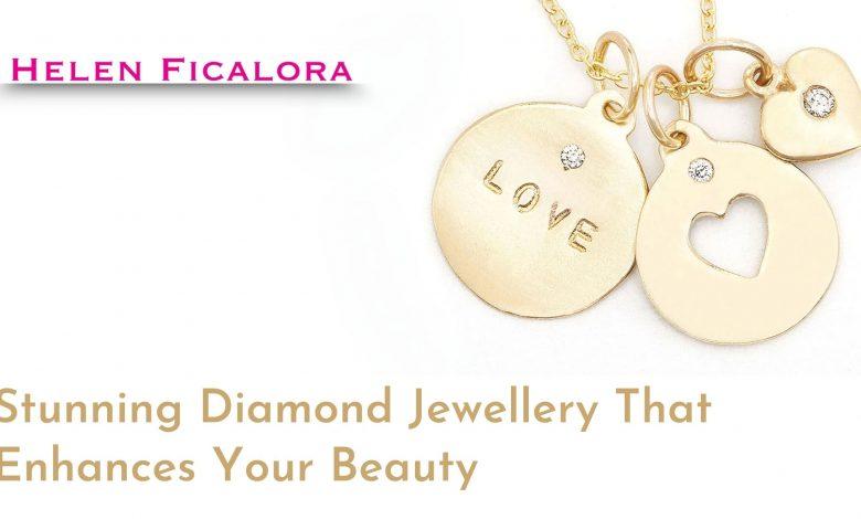 Diamond Jewellery That Enhances Your Beauty