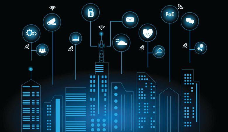 What are smart buildings