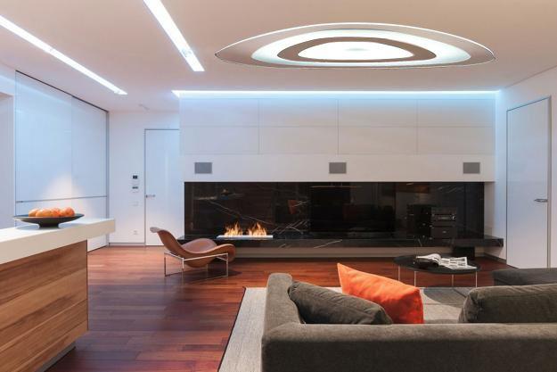 ceiling living decor
