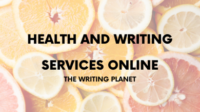 Health and Writing Services Online