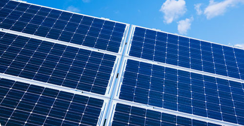 solar panels manufacturers india