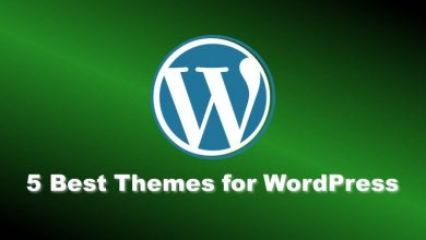 5 best themes for wordpress website