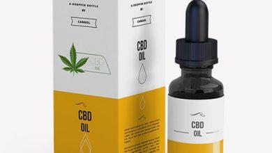 Branded CBD packaging