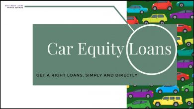 Can I get a specialized car equity loan with bad credit_