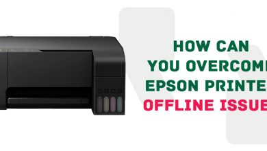 How Can You Overcome Epson Printer Offline Issue?