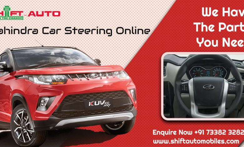 Mahindra Spare Parts Dealers