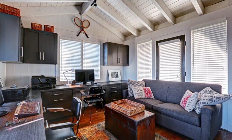 home garage office