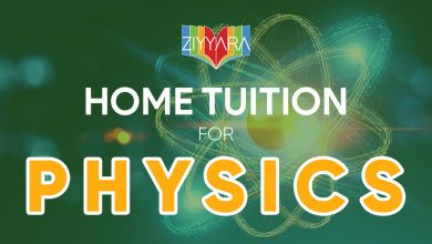 Online Home Tuition For Physics