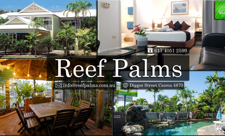 Cairns Accommodation Near Airport