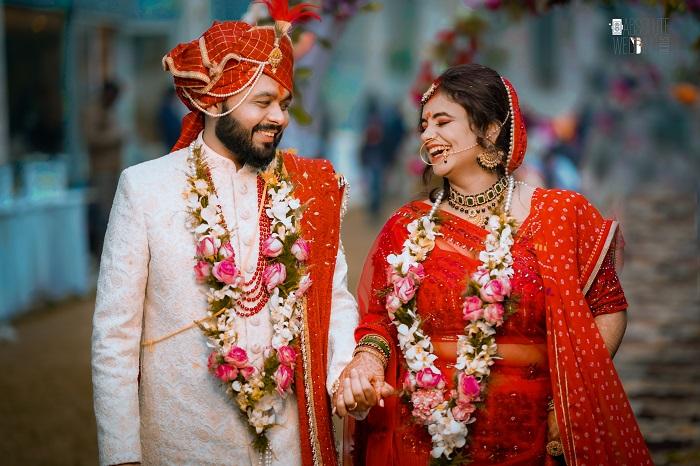 wedding photographer in lucknow