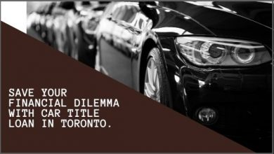 save your financial dilemma with car title loan in toronto
