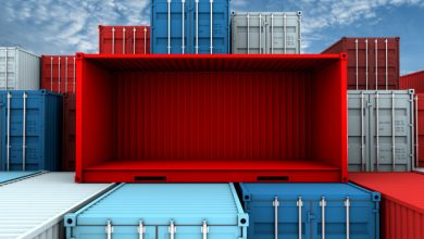 shipping container rental Calgary
