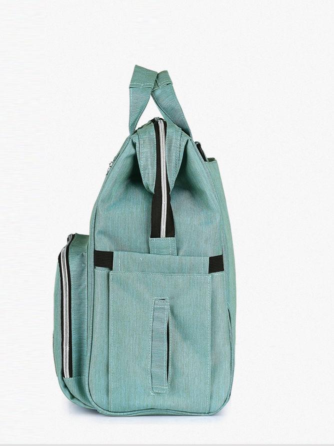 https://www.kiskissing.com/solid-color-mom-large-capacity-multi-functional-bag-water-proof-diaper-bag.html