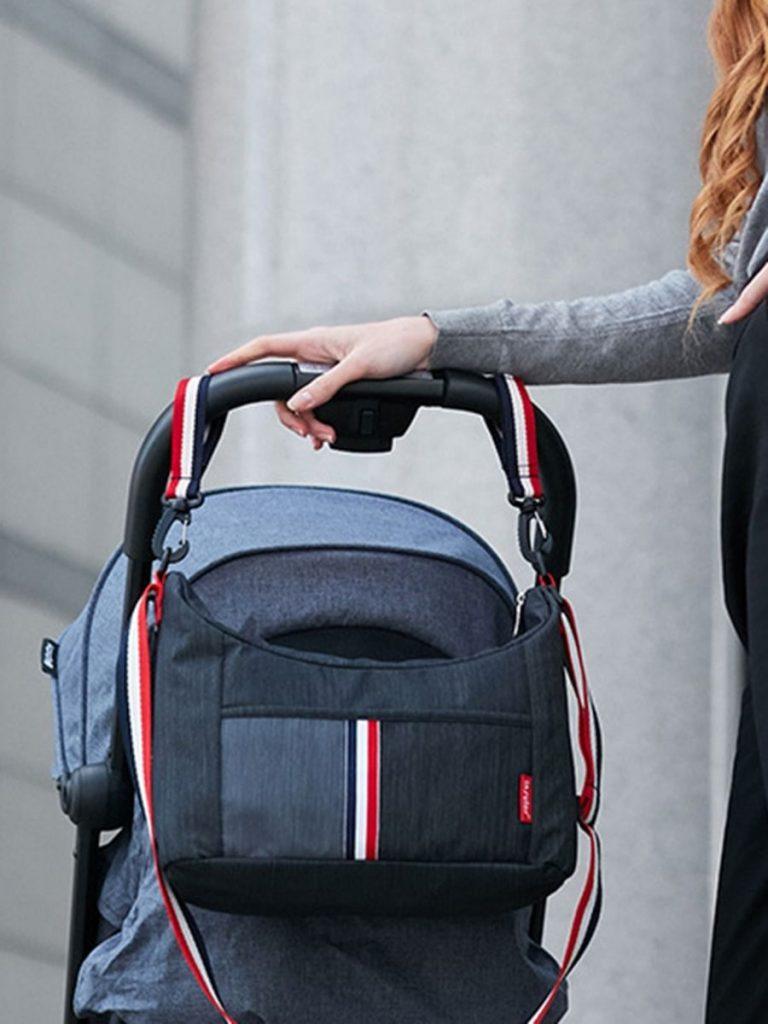 Mommy Multi-Functional Water Proof Single Shoulder Diaper Bag