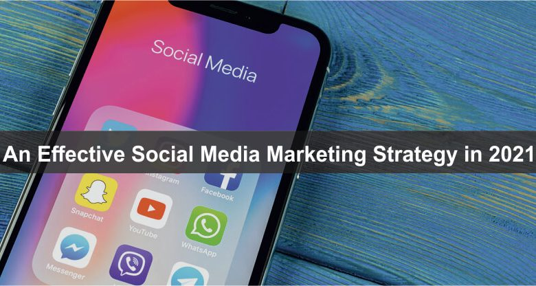 An Effective Social Media Marketing Strategy in 2021