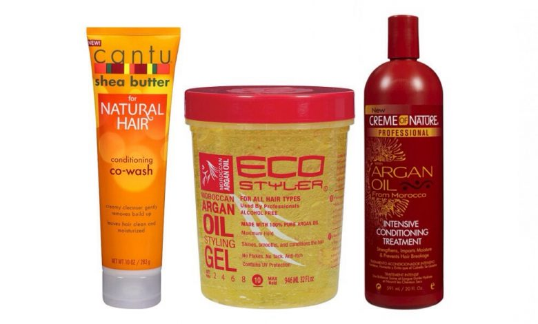 Creme of nature products