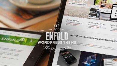Enfold WordPress themes download
