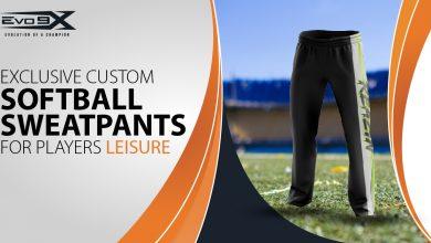 Exclusive-Custom-Softball-Sweatpants-for-Players-Leisure
