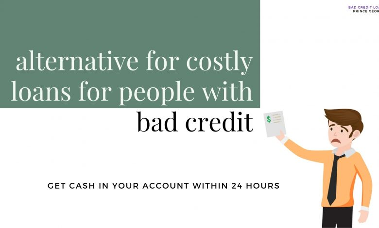 Loans Options For People With Bad Credit