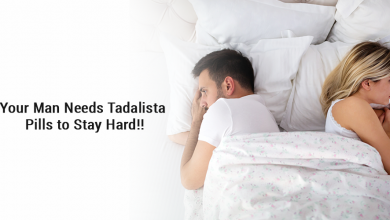 Your man Needs Tadalista Pills to Stay Hard!!