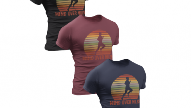 Comfortable Sportswear Tips for Men and Women graphic workout t-shirt