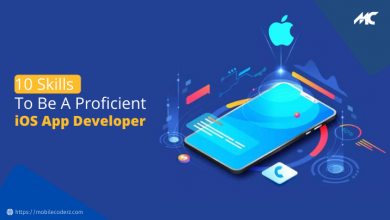 10 Skills To Be A Proficient iOS app Developer