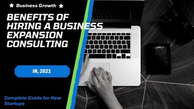 Business expansion Consulting