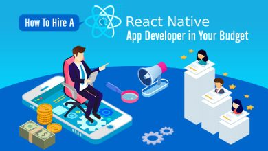 Hire a React Native Developers under your budget