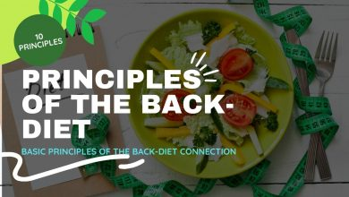 PRINCIPLES OF THE BACK-DIET