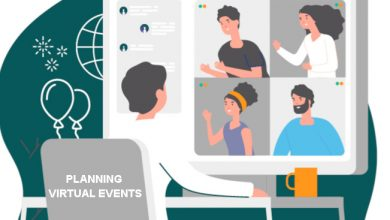 Planning Virtual Events