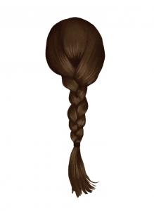Braid your hair and sleep on it