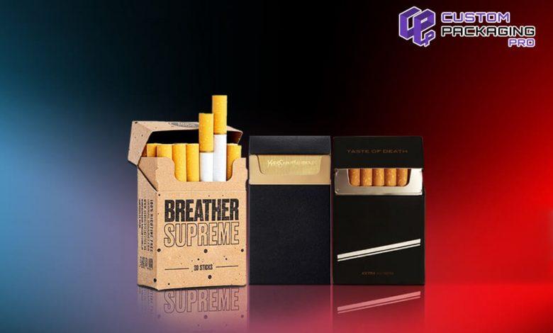Cigarette Boxes Wholesale