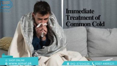 Immediate Treatment of Common Cold
