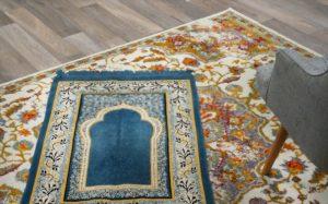 Beautiful Multicolored Prayer Mat