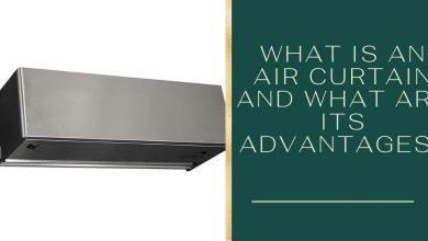 What is an air curtain