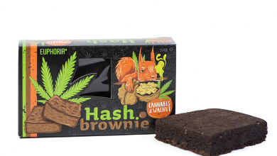 CBD brownies boxes wholesale