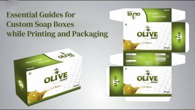 Custom Soap Boxws
