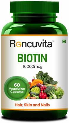 Best Biotin Capsule for Roncuvita
