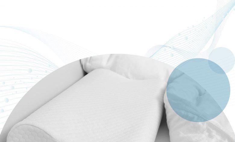 Cervical Contour Memory Foam Pillow