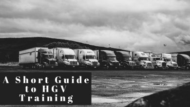 Guide to HGV training