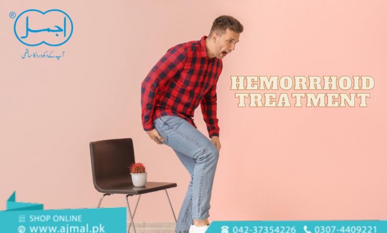 Herbal Treatment for Hemorrhoids