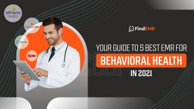 Best EMR for behavioral health