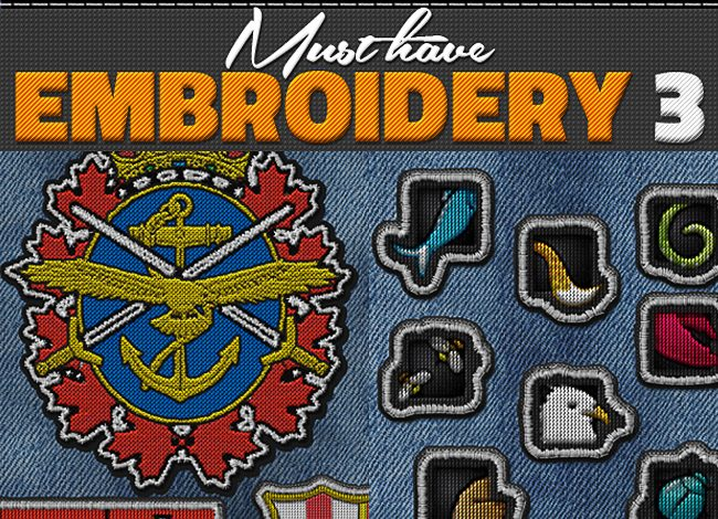 Custom patches - to enhance your application and design