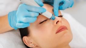 results of hydrafacial